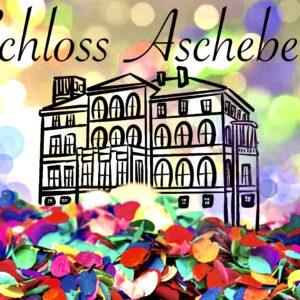 Schloss Ascheberg – Keep calm only 1 week to go!