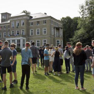 Schloss Ascheberg – Tag 2
